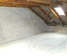 Dachbodenräumung in Haßfurt